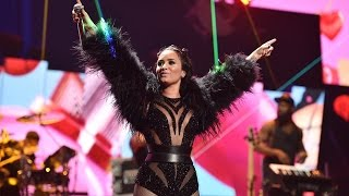 "Demi Lovato Graba Video Musical ""Confident"""