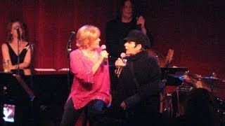 Lorna Luft & Liza Minnelli at Birdland NYC 10 21 13