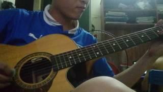 Người yêu của em - Trường Thảo Nhi (Guitar cover )