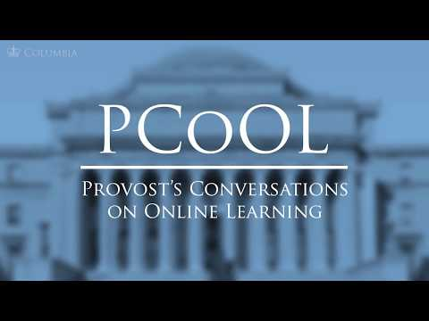 PCoOL | The Land Grant Mission in an Online World | Columbia University, Nov 8, 2017