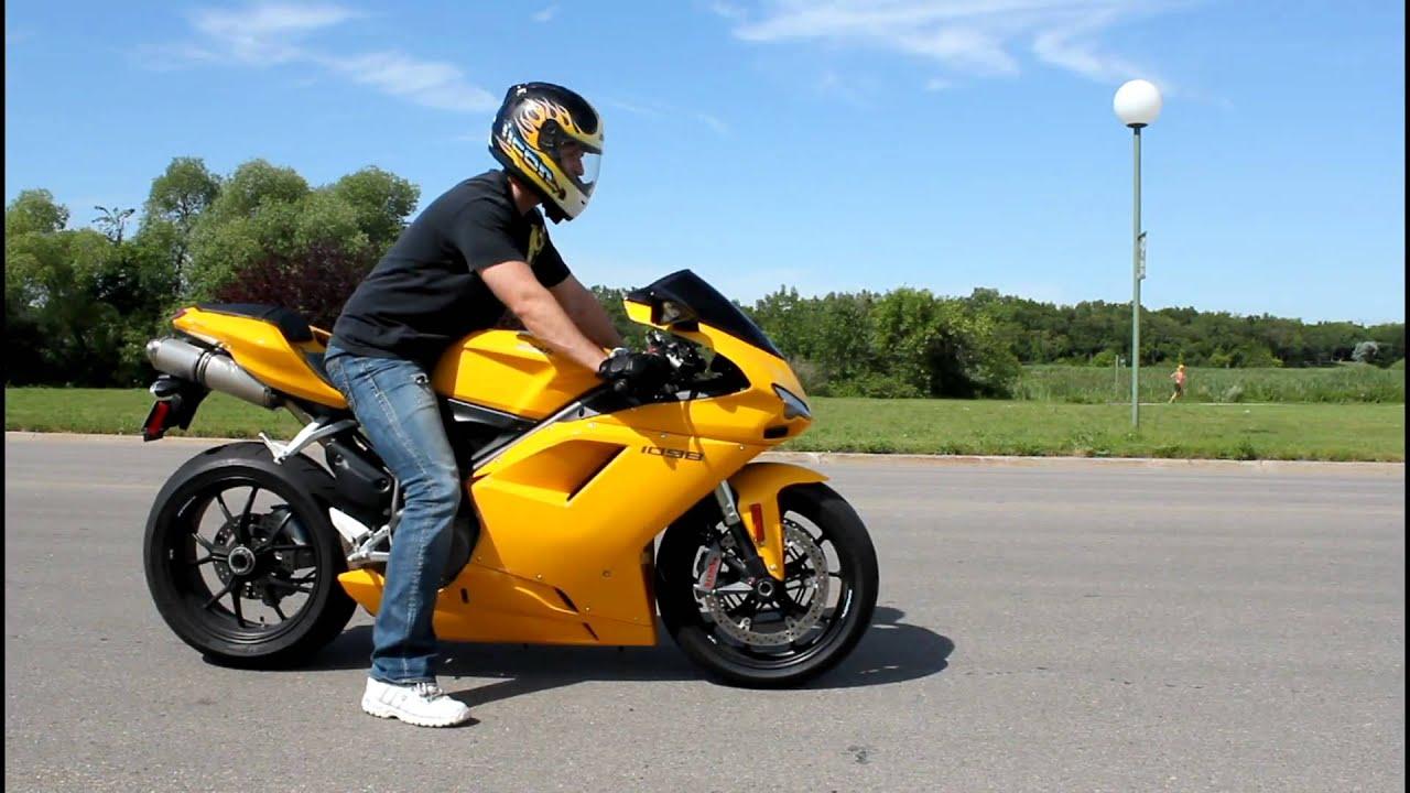 2008 Ducati 1098 - YouTube