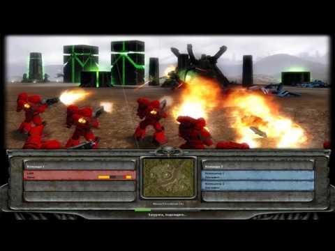 Dawn of War - Soulstorm ► 2 на 1