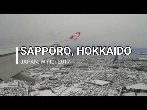 Travel   Japan : Sapporo Hokkaido on Winter