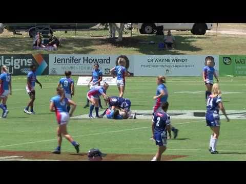 Ipswich Jets- Australian Defence Force Women's Team V Brothers Ipswich