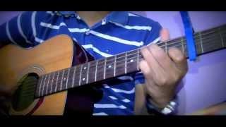 TEGAR Pantaskah Surga Untukku - TheIcedCapp + easy chords
