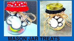 DOG TREATS FOOD TOYS MASON JAR REMIX SERIES - DIY Dog Food by Cooking For Dogs