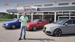 Audi Quattro Icons: Urquattro, RS2 and RS3!