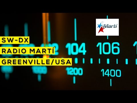 Radio Martí - Greenville/Estados Unidos