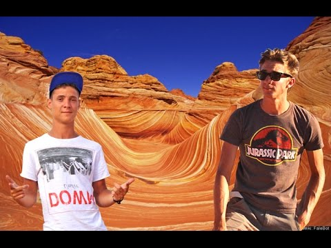 The Wave - Marble Canyon, Arizona