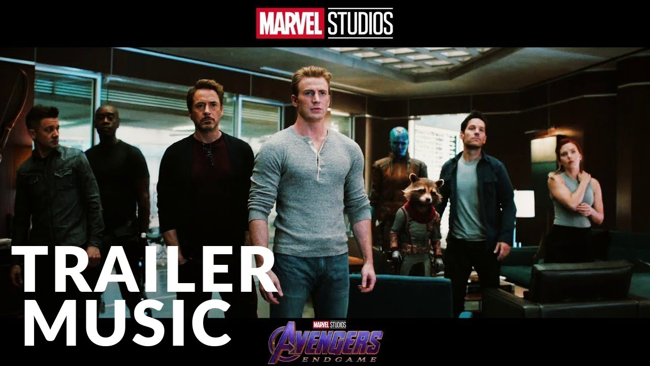 Marvel Studios' Avengers: Endgame | Special Look Music (Mark Petrie - Torsion)