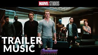 Marvel Studios' Avengers: Endgame | Special Look Music (Mark Petrie - Torsion)