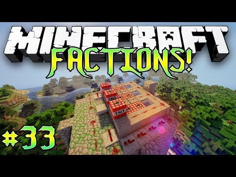 WAR CANNON OF DOOM! - Factions Modded (Minecraft Modded Factions) - #33