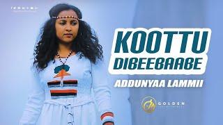 Gambar cover Addunyaa Lammii  - Koottu Dibeebaabe - Ethiopian Oromo Music 2020 [Official Video]