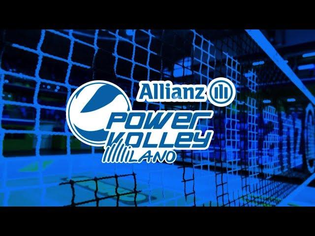 Promo Allianz Powervolley Milano