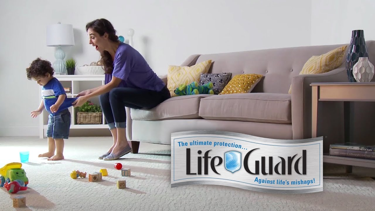 Lifeguard Life Proof Carpet from Shaw Floors