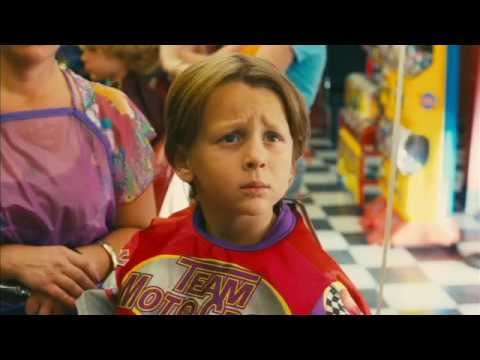 You Don't Mess With The Zohan  Kids Salon