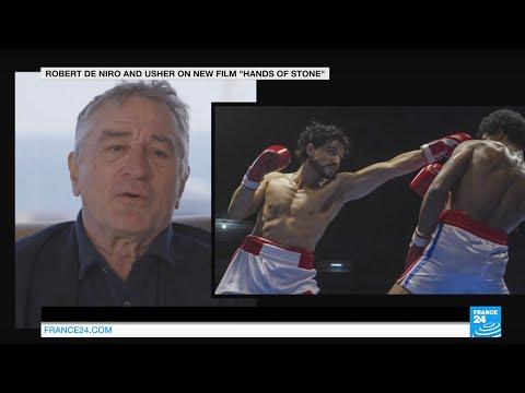 Cannes 2016: Robert De Niro explains his passion for boxing - Hands of Stone