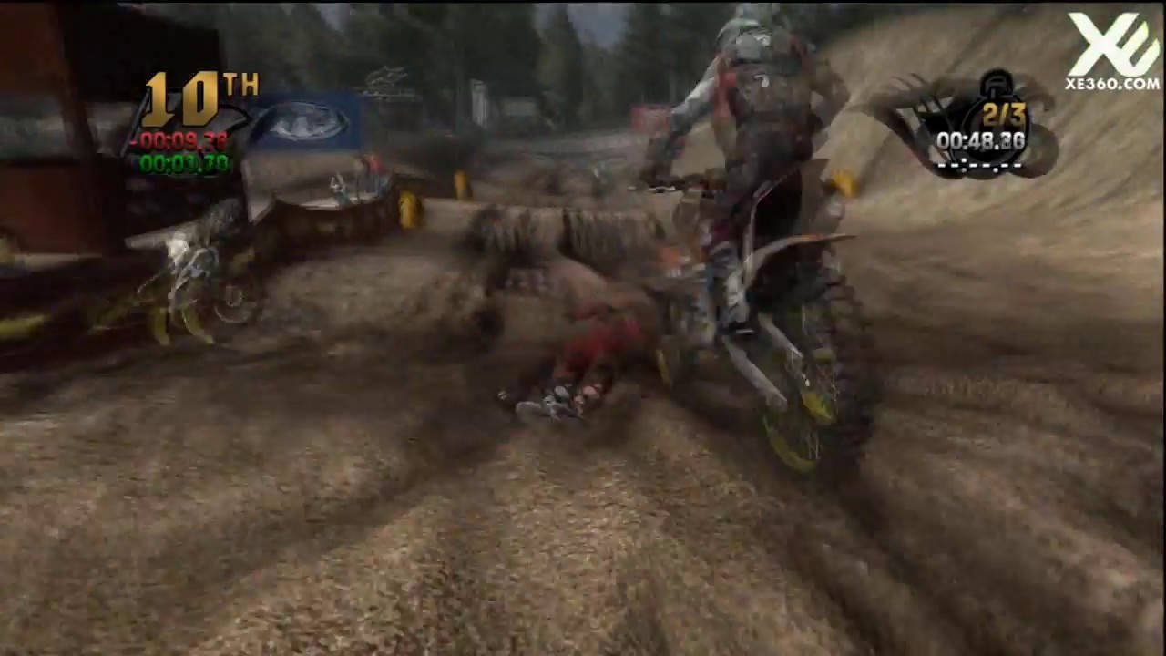 mx vs atv reflex demo
