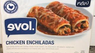 evol. Chicken Enchiladas Review