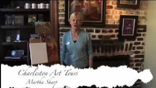 Charleston Art Tours, Charleston SC Art, Charleston Art Galleries