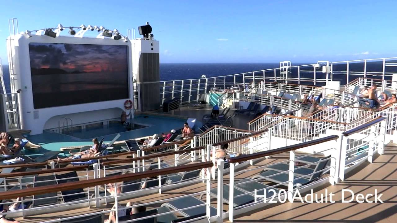 Norwegian Epic Cruise Ship Tour Freestyle Cruising Youtube