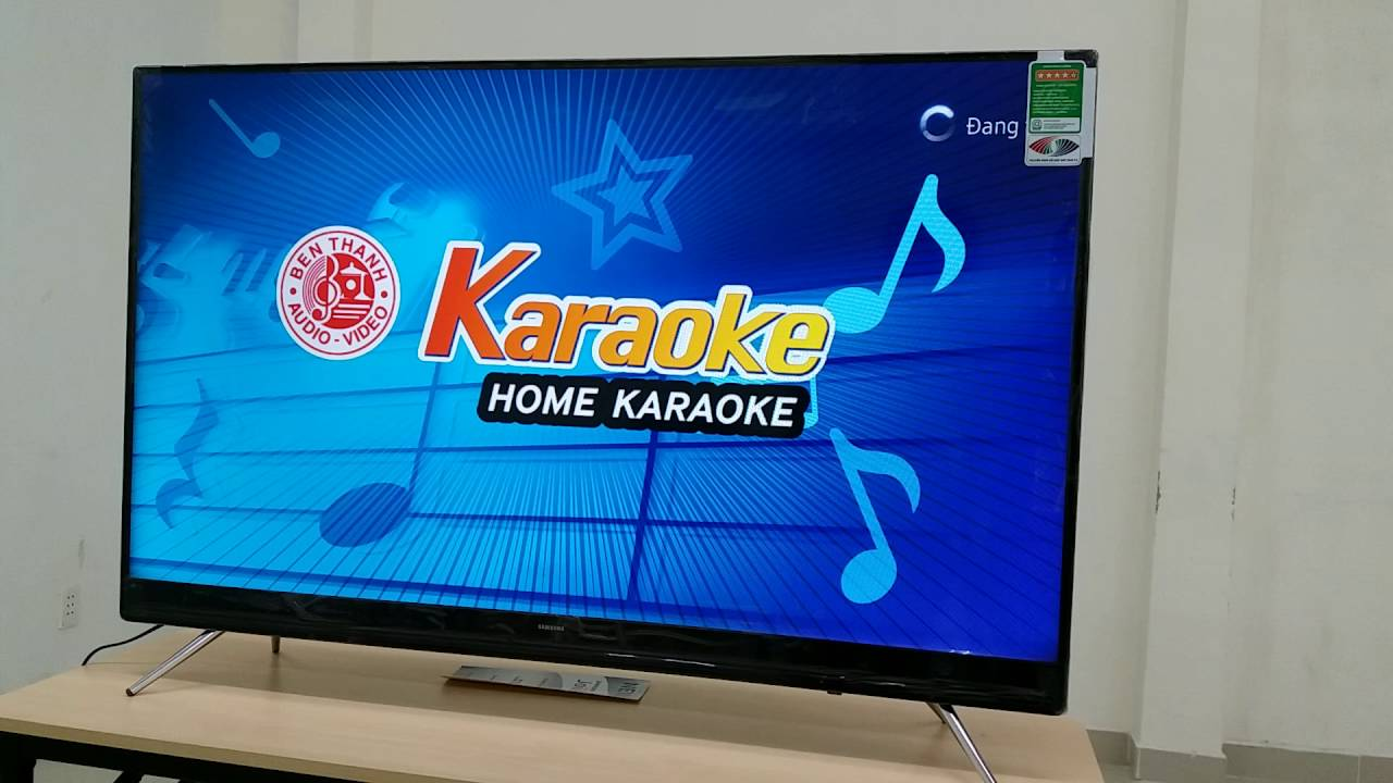 Karaoke on Samsung Smart TV This model has karaoke. But heres the problem: how to connect a microphone
