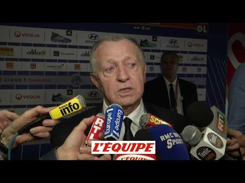 Aulas évoque la finale de la Ligue Europe à Lyon - Foot - C3 - OM