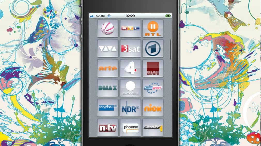 Iphone Fernsehen