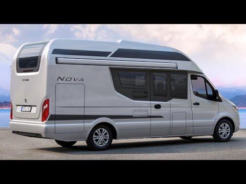 EDEL-CAMPER: La Strada Nova 2021 Mercedes Benz Sprinter 2021 Wohnmobil 2021