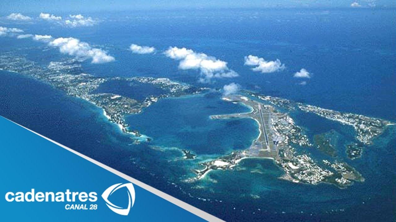 Entérate El Triángulo De Las Bermudas Y La Desaparición De Aviones Y Embarcaciones Youtube