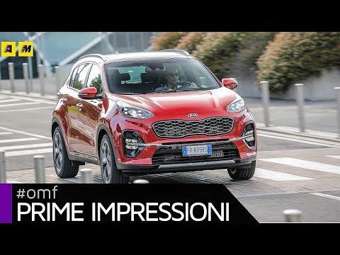 Nuovo Kia Sportage 2019 | Il C-SUV simbolo della Casa ora è ibrido [ENGLISH SUB]