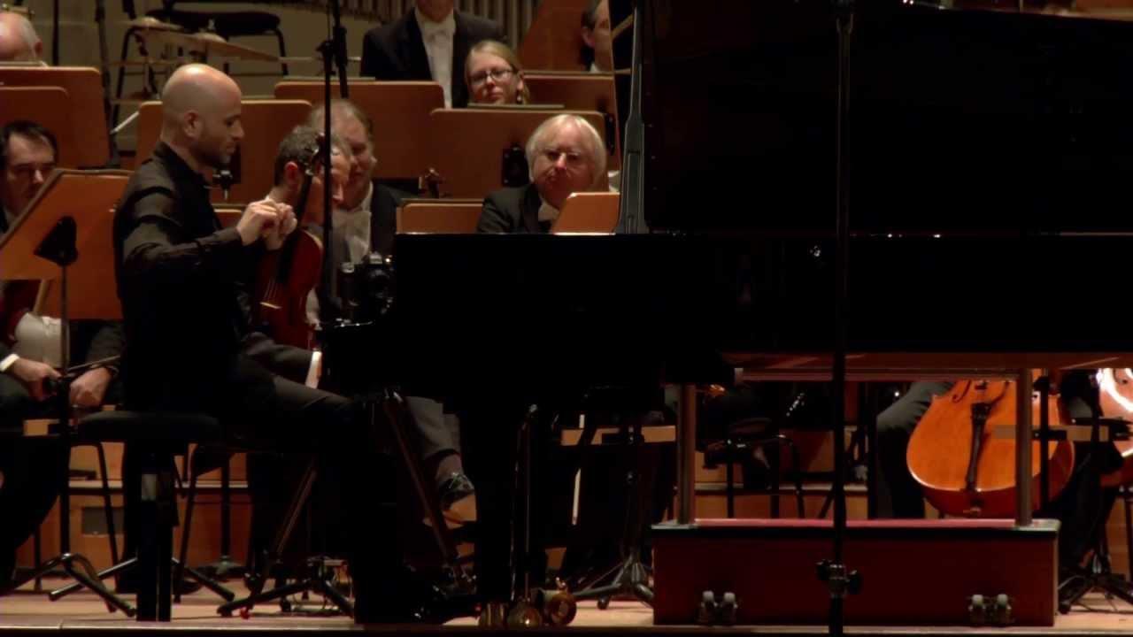 Chopin Valse Op. 65/2 c# minor, Ohad Ben-Ari, Laeiszhalle, Hamburg