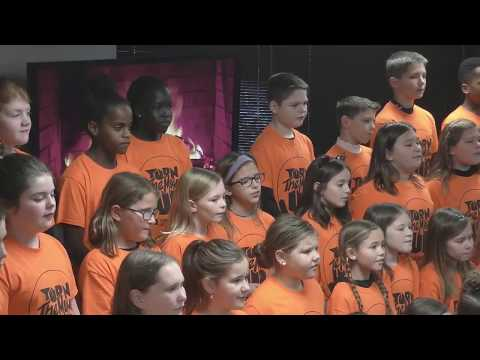 Shoal Creek - Syncopations LPS Holiday Open House 2018