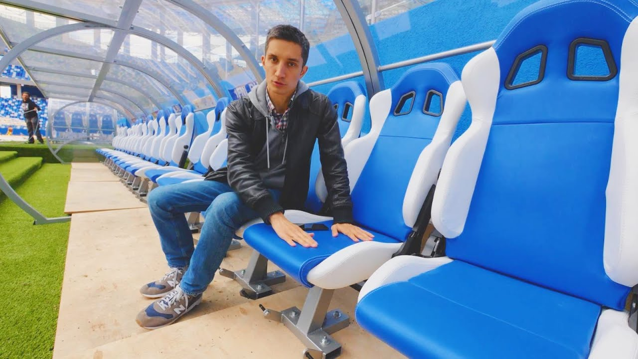 Обзор стадионов ЧМ-2018: Нижний Новгород