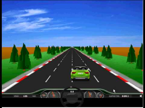 Hight Way Racing game เกมส์แข่งรถบนทางหลวง