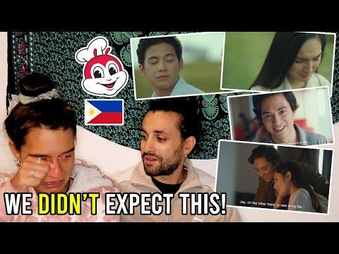 EMOTIONAL Reaction To JOLLIBEE VALENTINES - Choice Advertisement 2019 Kwentong