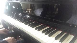 【Pianoピアノ】I will never love again (piano cover)/Lady Gaga (Movie: A Star Is born))