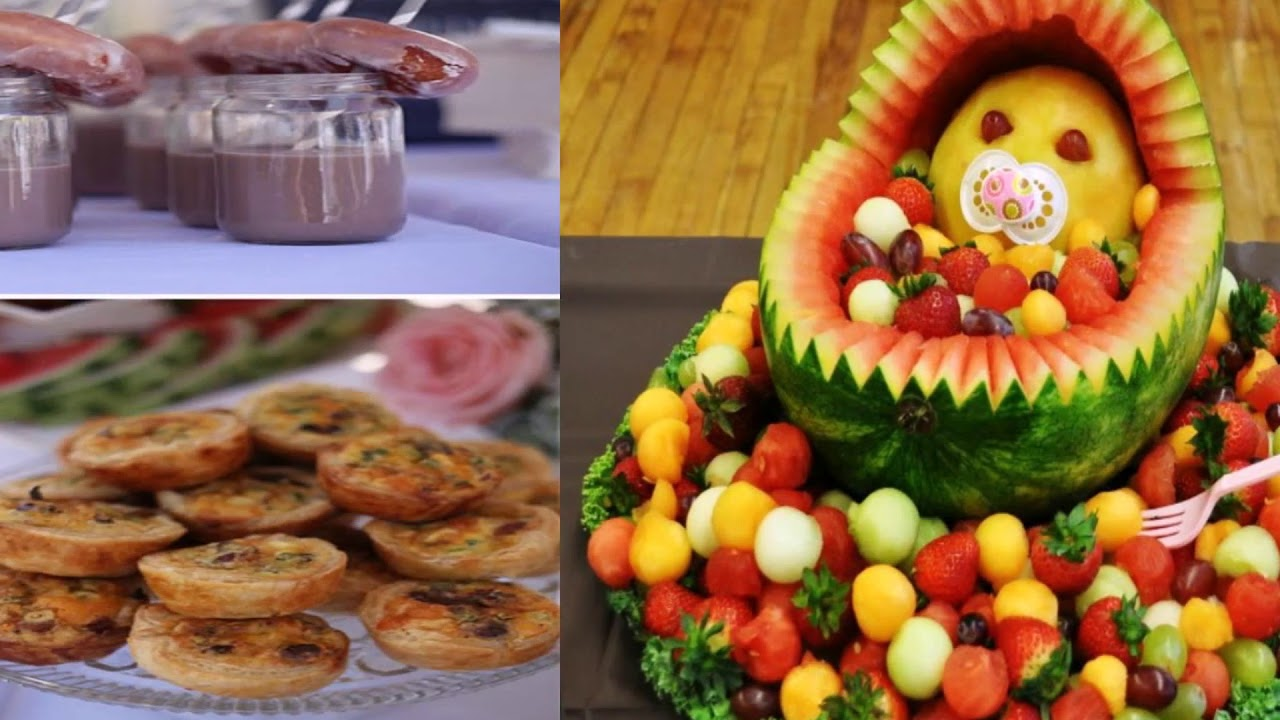 Baby Shower Food Ideas On A Budget
