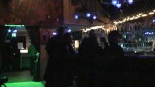 Lights (Journey cover) Karaoke at 23 Club, Brisbane, California