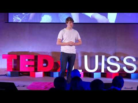 We will not be the unpaid intern generation any longer | David Leo Hyde | TEDxLUISS