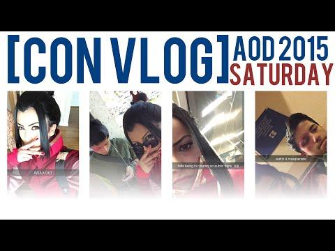 [Con Vlog] AOD 2015