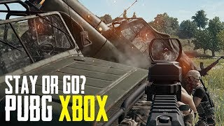 PUBG Xbox - Will You Keep Playing? (Playerunknown's Battlegrounds)