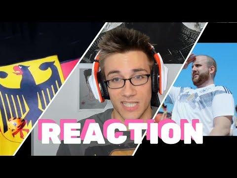 WM HYMNE 2018 [Offizieller Jiggy WM Song]- Reaction/Bewertung