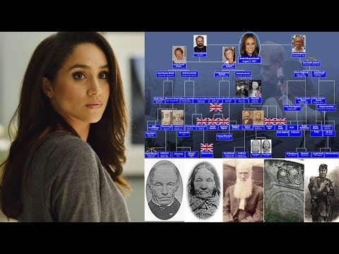 DailyMailTV reveals Meghan Markle's family extraordinary roots
