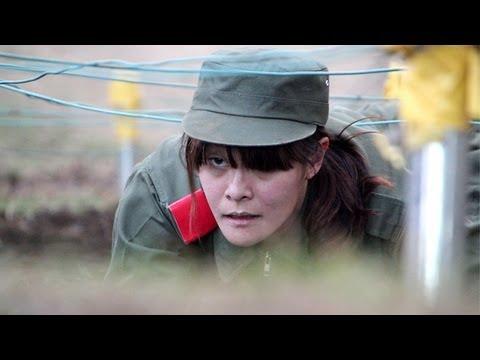 女子ラガー、自衛隊に体験入隊