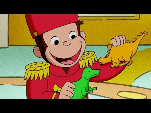 Curious George 🐵Movie House Monkey 🐵Full Episode 🐵 Kids Movies | Cartoons for Kids