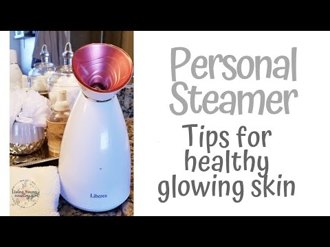 Personal Face Steamer || By Liberex