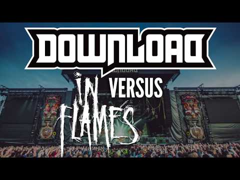 DOWNLOAD FESTIVAL 2017 - In Flames (OFFICIAL TRAILER)