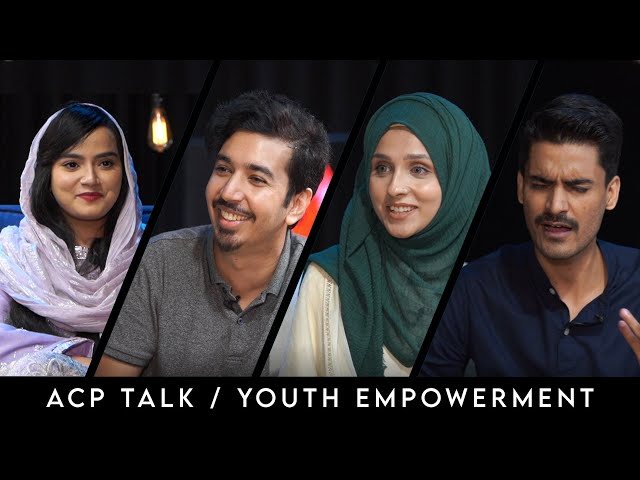 Youth Empowerment | Panel Discussion | International Youth Day | #ACPKHI | ACP Talks