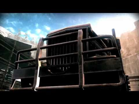 Split/Second Survival at the Rock Pack DLC - PC | PS3 | Xbox 360 - official video game trailer HD